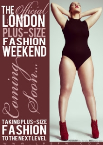london plus size fashion weekend